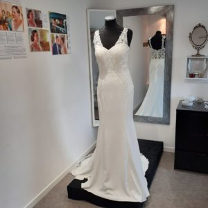 Robe de mariée Knox