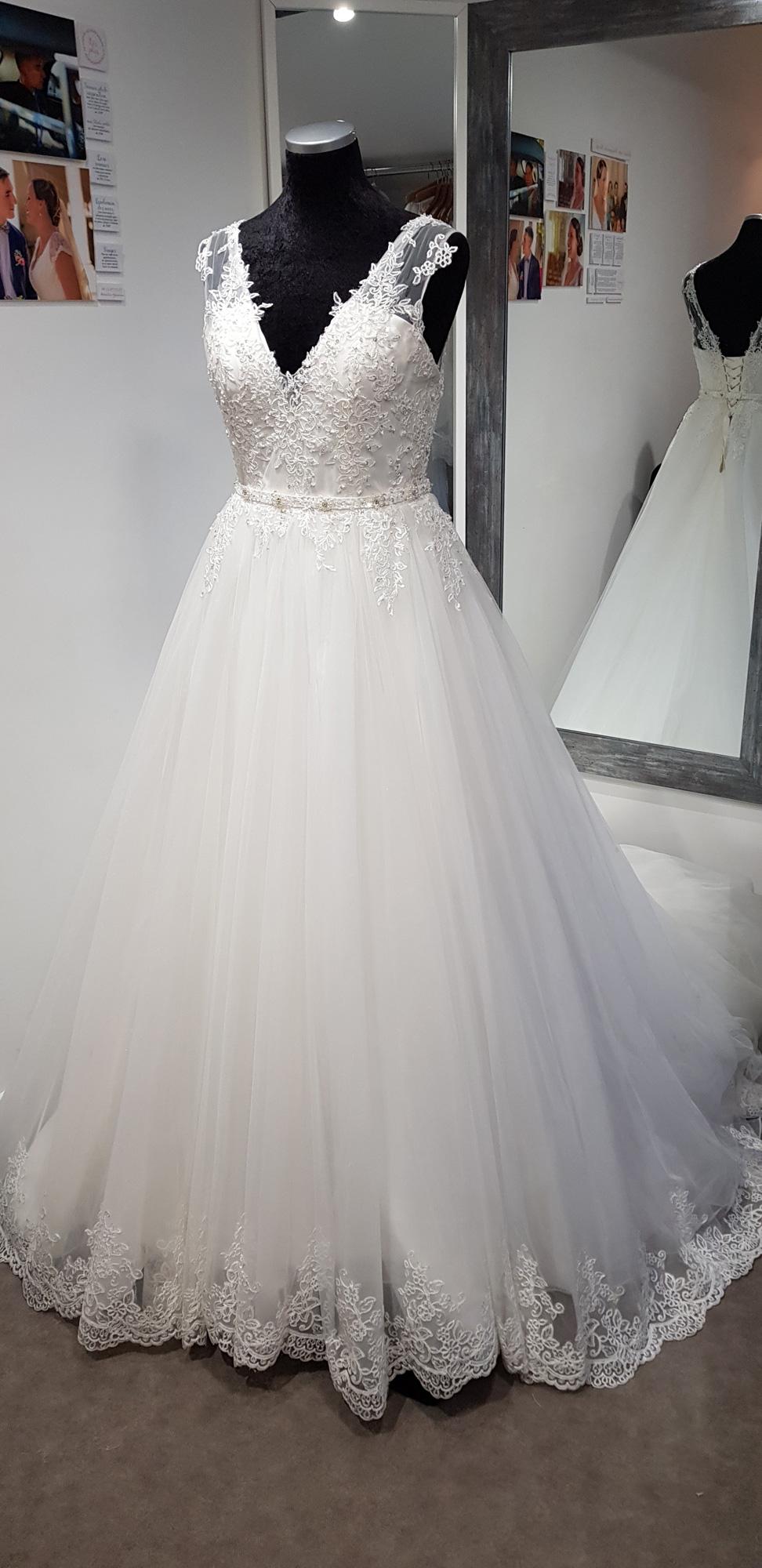 Robe de mariée Princesse – Couture \u0026