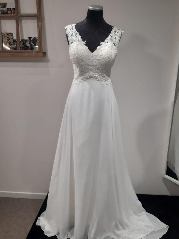 Robe de mariée Carmel