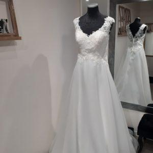 Robe de mariée Carmel Organza
