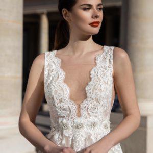 robe de mariée liberty