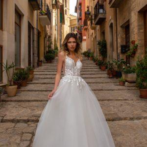 Robe de mariée Savannah