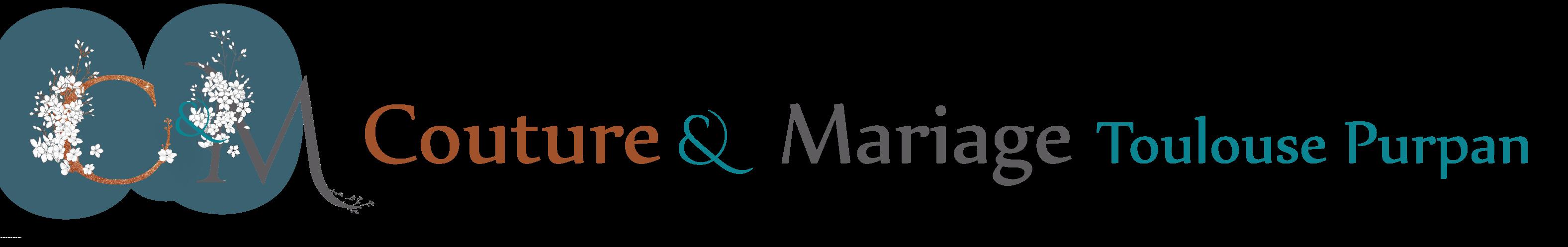 Logo Couture et mariage Toulouse Purpan