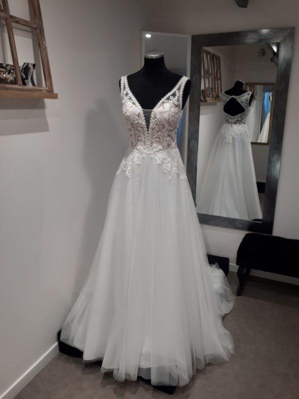 Robe de mariée Végas
