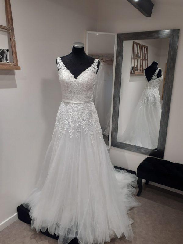 Robe de mariée Fresno